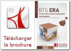 Brochure du BTS ERA