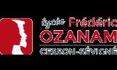 Lycée Frédéric OZANAM - CESSON-SÉVIGNÉ - FRANCE